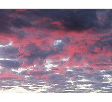 Pink Lite  Photographic Print