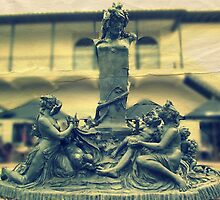 Fountain of Bacchus  by ebred