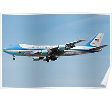 Air Force One Poster