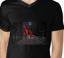 Creep  Mens V-Neck T-Shirt