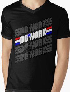 Do Work! 1 Mens V-Neck T-Shirt