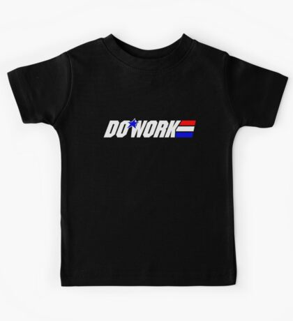 Do Work! 2 Kids Clothes