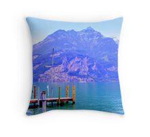 Wonderful Switzerland III Throw Pillow