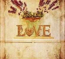 Vintage Love.... by Carol Knudsen