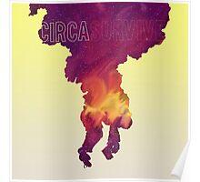 Circa Survive - As seen on New Girl Poster