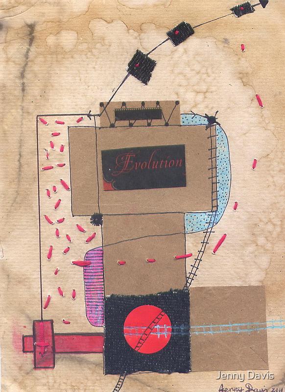 R-evolution by Jenny Davis