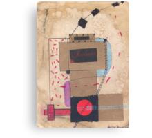 R-evolution Canvas Print