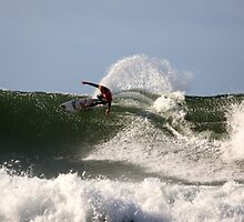 Rip Curl Pro at Bells 2011 by Neville Daffy