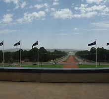 From the War Memorial Canberra by Alison Murphy