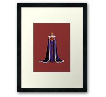 Evil Queen Framed Print