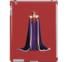Evil Queen iPad Case/Skin