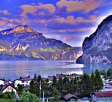 Stunning Switzerland HDR by Daidalos