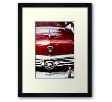 """Miss Daisy"" Framed Print"