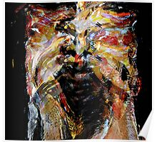 paint beauty #10..... Poster