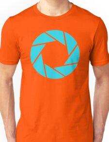 Camera Shutter Unisex T-Shirt