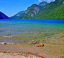 Lake Königssee 04. Germany. by Daidalos
