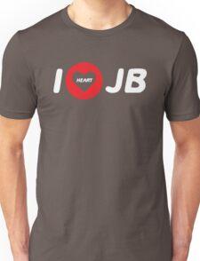 i heart justin bieber Unisex T-Shirt