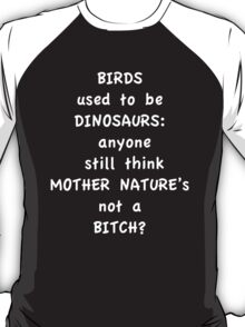Birds and Dinosaurs T-Shirt