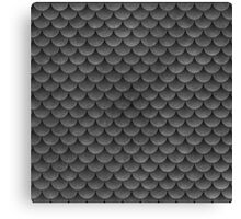 Gray Scales Canvas Print