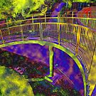 Devils Bridge II by John Gaffen
