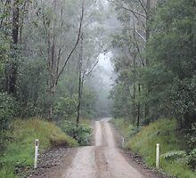 """Road to Nowhere - New South Wales, Australia"" by Andrew Cooper"