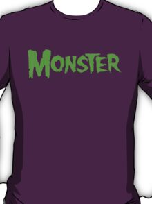 Famous Monster T-Shirt