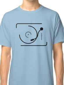 Turn the table Classic T-Shirt