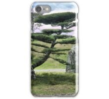 In the Garden of Japan (2) iPhone Case/Skin