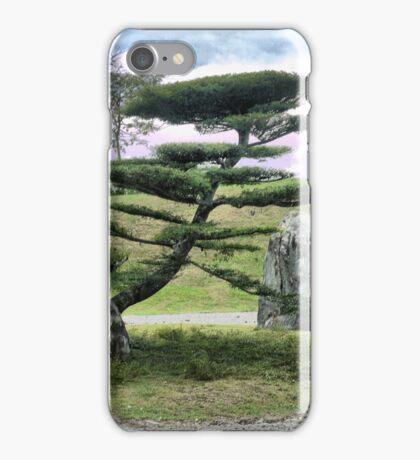 In the Garden of Japan (2) iPhone Case/Skin