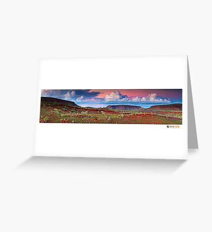 Karijini III Greeting Card