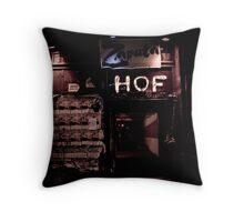 Hof Throw Pillow