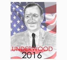 Frank Underwood 2016 Campaign Poster (Unlicensed Version) Unisex T-Shirt