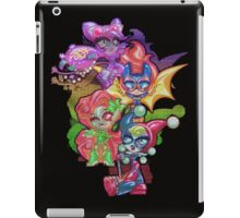 Chibi Gotham Girls iPad Case/Skin