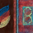 Synthesis (Artist Book - pp1&2) by Kerryn Madsen-Pietsch
