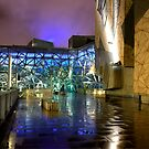 Fed Square by onehappycamper