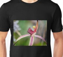 Tailed Spider Orchid Unisex T-Shirt