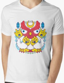 Oyasumi Mens V-Neck T-Shirt