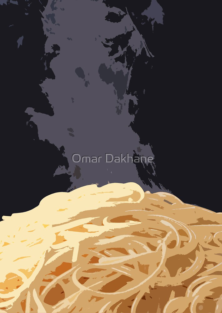 Spaghetti Time! by Omar Dakhane