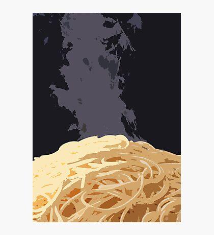 Spaghetti Time! Photographic Print
