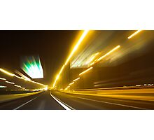 The Highway Photographic Print