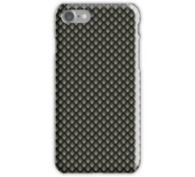 Diamond scales - small and pointy iPhone Case/Skin