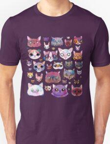 Feline Faces T-Shirt