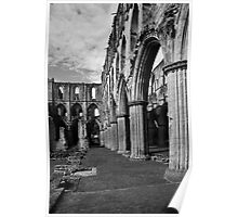 Rieveaulx Abbey Poster