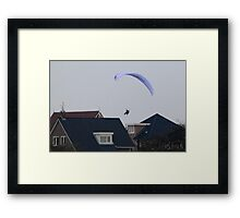 Hi Honey, I'm Home! Framed Print