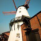 Marsh Mill Thornton England by John Hare