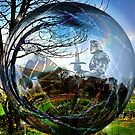 """Sphere """"Time Bubble"""" by Graham Southall"""