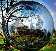 "Sphere ""Time Bubble"" by Graham Southall"