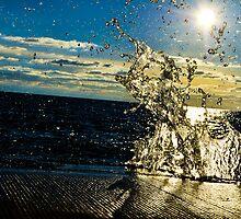 Splash Sunrise  by RossiLove