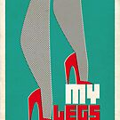 My legs by Marco Recuero