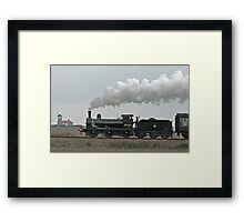65462 Steam Locomotive Framed Print